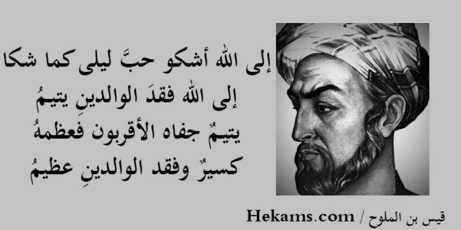 صورة اجمل ماقيل في الشعر الجاهلي , فخر الرجال سلاسل وقيود شعر جاهلي