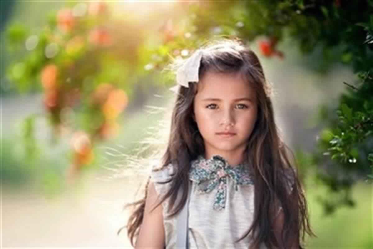 حلمت اني اجمل طفلة بين يدي حلم اجمل طفلة في العالم حنان خجولة