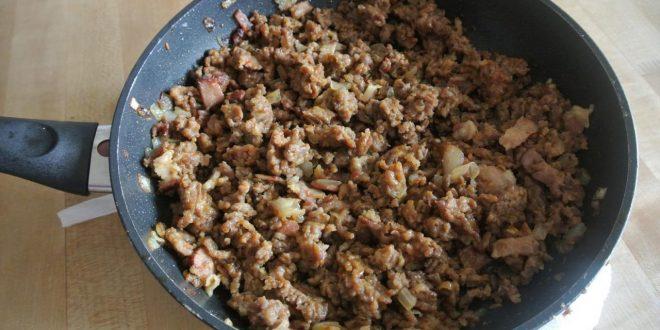 صورة طريقة طبخ اللحم المفروم , اروع واشهى الاكلات المصريه