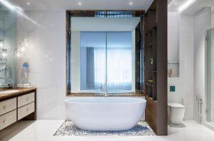 صورة ديكور الحمامات المنزلية , منازله مريحه ومبهجه