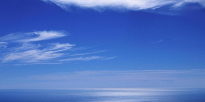 صورة تفسير حلم السماء الزرقاء , تاويلات حول حلم السماء