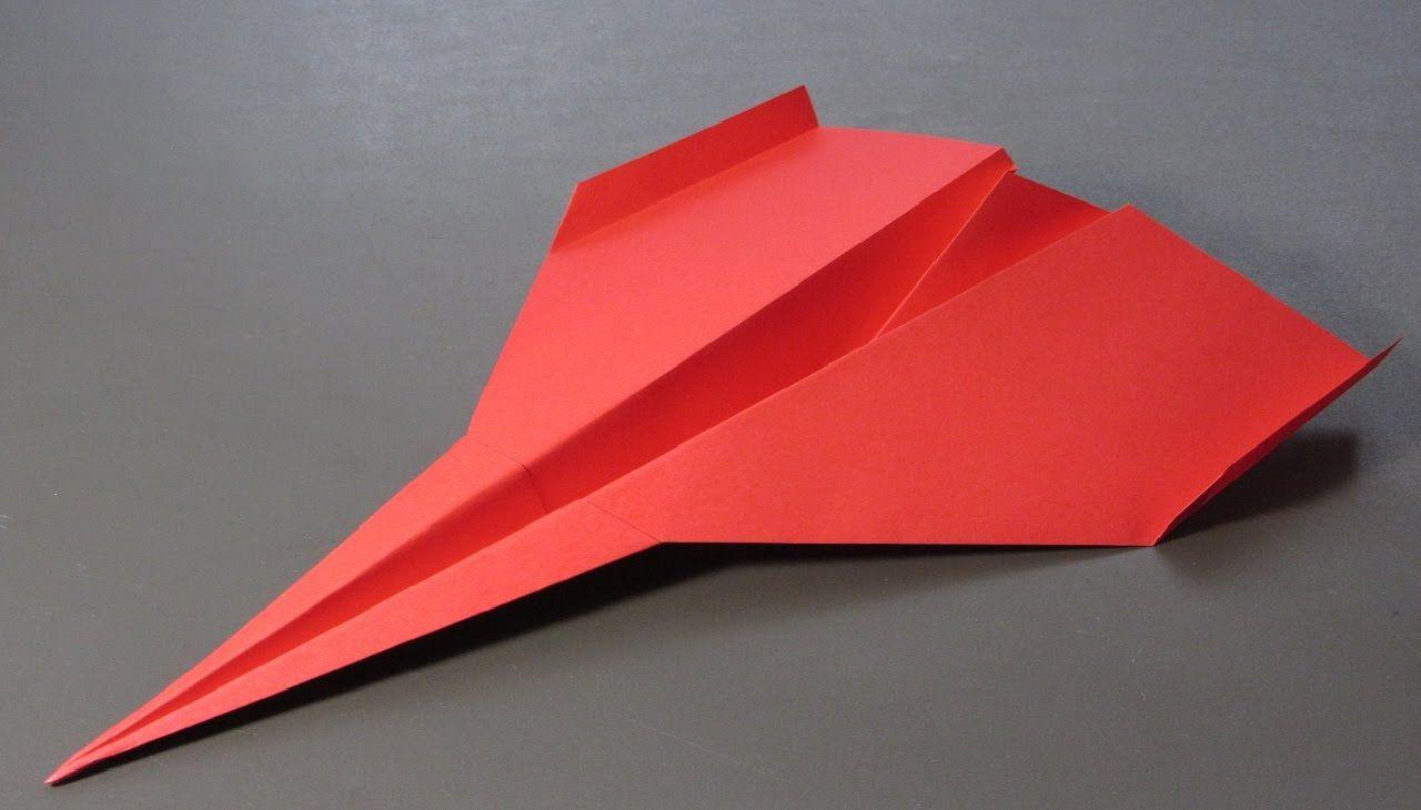 كيفية صنع طائرة ورقية تطير