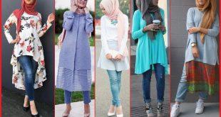 صورة صور ملابس للبنات المحجبات , لباس محجبات يجنن
