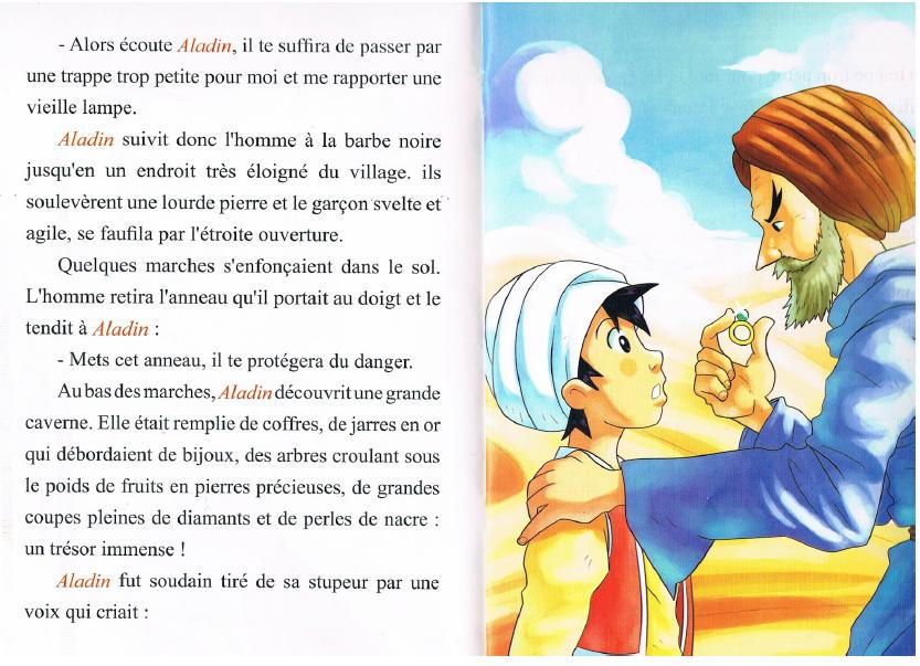 صورة قصص بالفرنسية للاطفال , قصة سنووايت كانت قصة فرنسية هل تعلم هذا