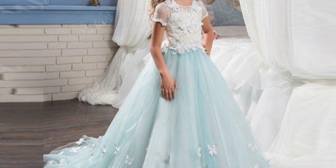 صورة فساتين زفاف بنات , كوني اميره يوم زفافك