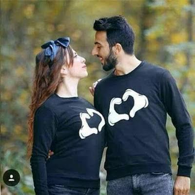 اجمل ثنائي كيوت الحب لازم يكون اتنين اتنين حنان خجولة