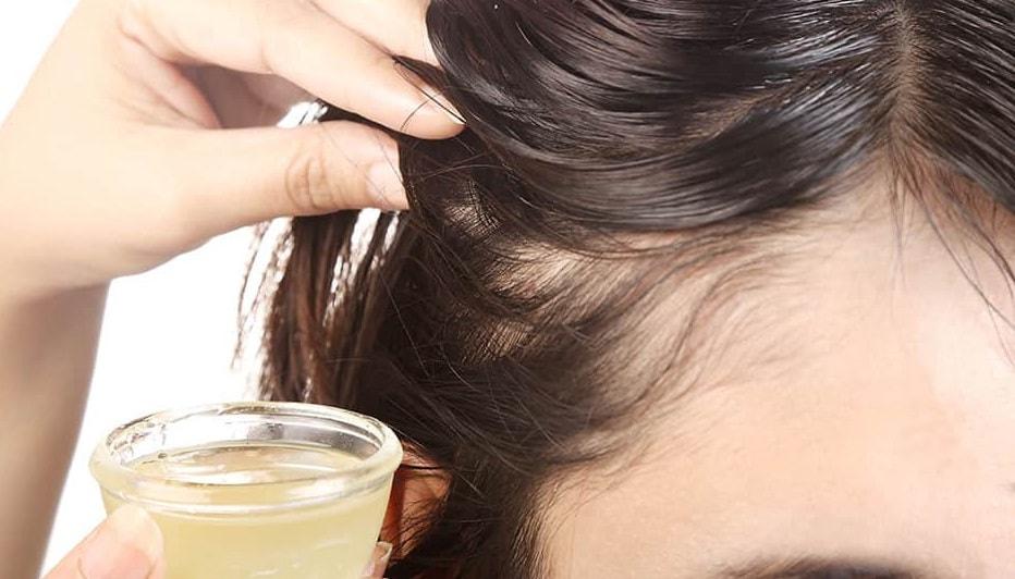 صورة ما فائدة زيت الخروع للشعر , حل مشاكل الشعر بكل سهولة