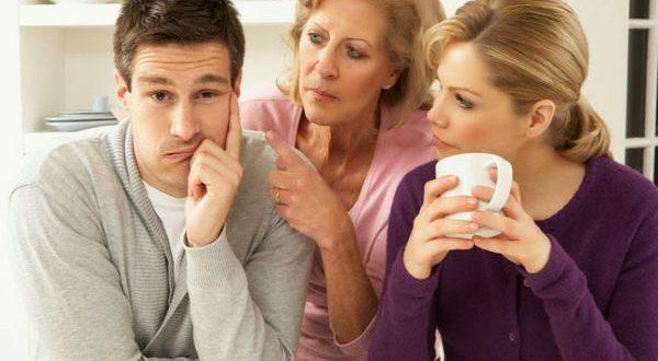 صورة ام زوجي تتدخل في حياتي , من مشاكل الازواج الحماية ام الزوج او ام الزوجة