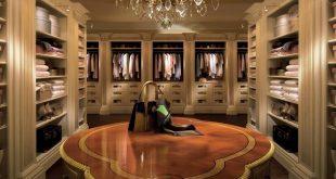 صورة غرف ملابس فخمه , ديكورات روعة لغرف شيك قوي من تنفيذيها في بيتك