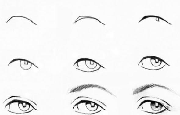 رسم سهل جد تعليم رسم فتاة