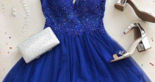 صورة فساتين قصيرة للبنات المراهقات , بنتي الحلوة كبرت لازم تلبس فستان شيك