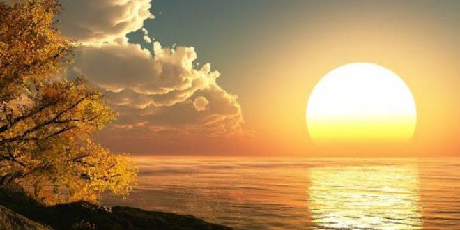 صورة تفسير حلم شروق الشمس من الغرب , سترك يا رب من هذه العلامة الكبري اذا كانت في الاحلام