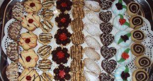 صورة حلوى العيد بالصور , اصنعي سفرة رائعة في الاعياد عشان الاحبة والاصدقاء