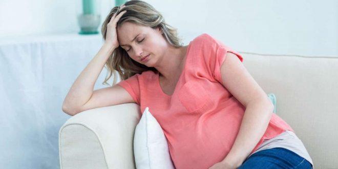 صورة هل وجع الراس من اعراض الحمل , تعالى اقولك ازاى تعرفى انك حامل