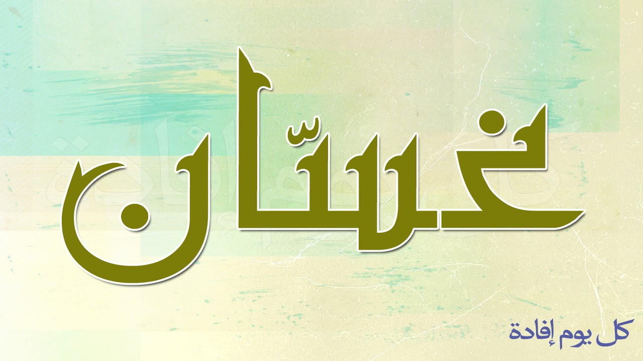 ما معنى اسم غسان لكل غسان اعرف معنى اسمك حنان خجولة