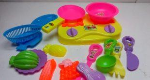صورة ادوات المطبخ للاطفال , علمى اطفالك ونمى افكارهم اثناء اللعب
