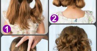 صورة تسريحات الشعر القصير للاطفال , احدث صيحات الموضه لشعر اطفالك