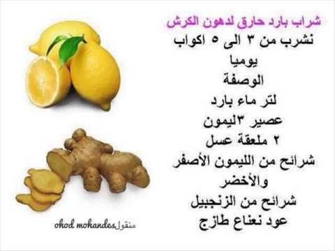 احسن خلطه لازاله الكرش , اسرع و اسهل و صفة عشان تنزل فيها الكرش دا ...