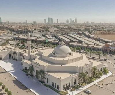 صورة جامع الملك خالد ام الحمام , من اجمل الجوامع في الرياض هو مسجد الملك خالد