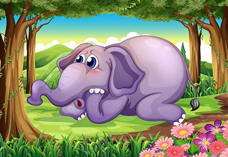 صورة قصص اطفال حيوانات , حكاية مسلية جدا و ممتعة للاطفال