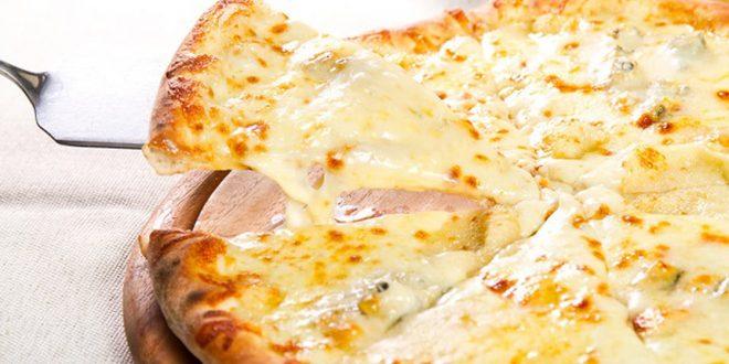 صورة طريقه عمل البيتزا بالجبنه , الذ واسهل واسرع بيتزا بالجبنة بايدك