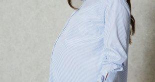 صورة ملابس حوامل نمشي , لبس يناسب المراه في فتره الحمل