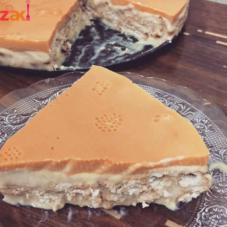 صورة حلى حليب محموس , انواع من الحلويات باللبن البودر لكن سهلة 3809 2