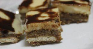 صورة حلى حليب محموس , انواع من الحلويات باللبن البودر لكن سهلة