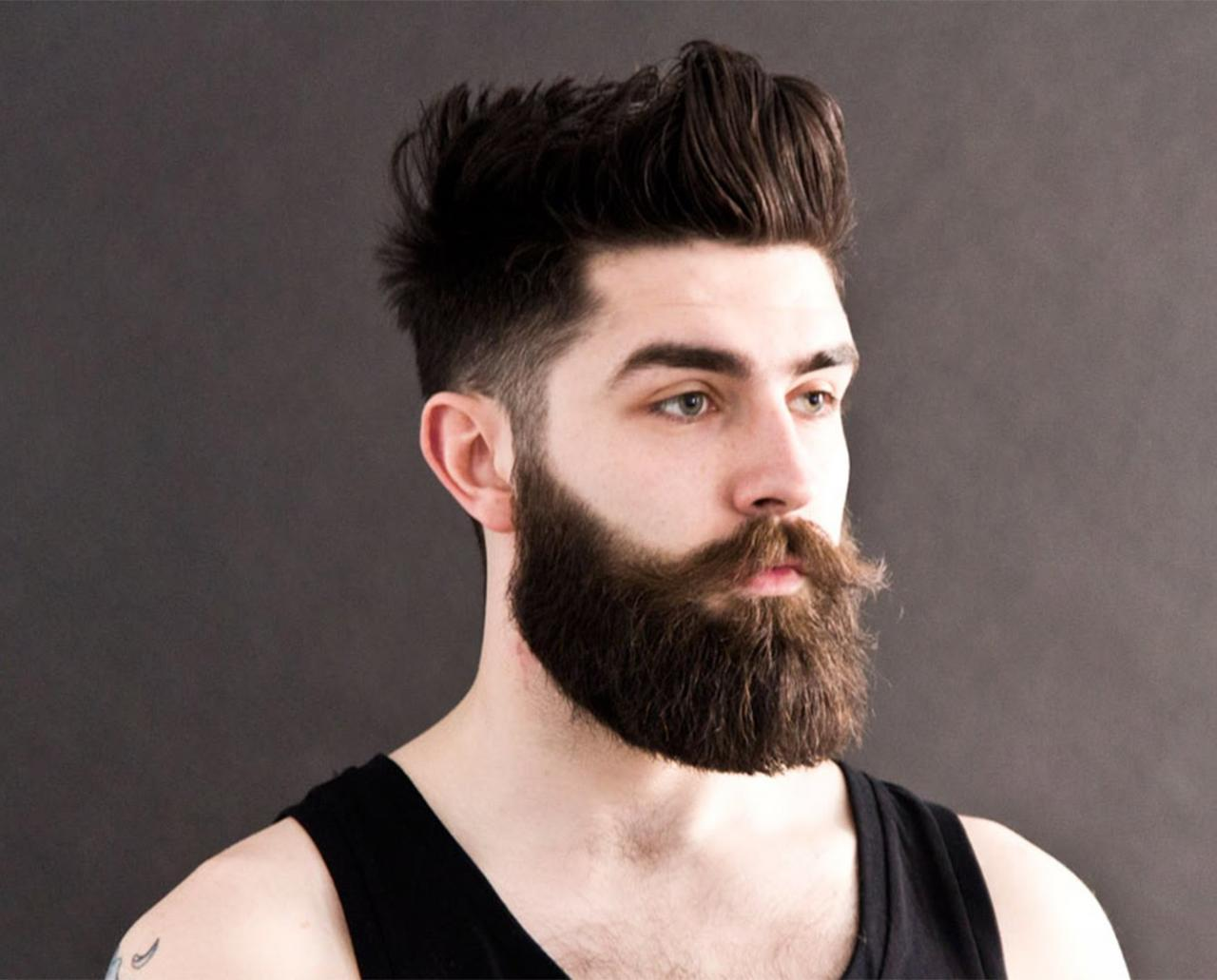 صورة طريقة رفع الشعر للرجال , عايزة فكرة عشان ارفع بيها شعري