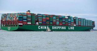 صورة اكبر سفينة شحن في العالم , اقوى معلومة عن اقوي واكبر واجمل سفينة