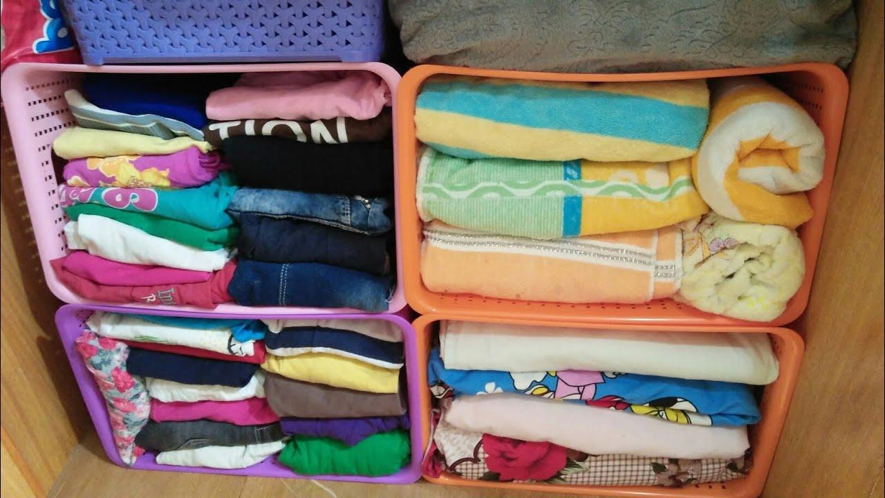 صورة افكار لترتيب الملابس, رتبي ملابسك باسهل الطرق