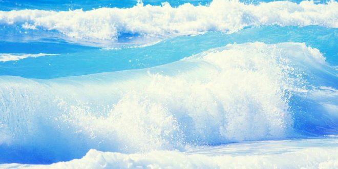 صورة رؤية امواج البحر في المنام , جمال امواج البحر في المنام هل بنفس جمال الواقع