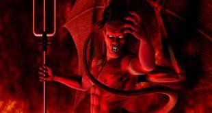 صورة رؤية الشيطان في المنام , اسوء تفسير للحلم بالشيطان