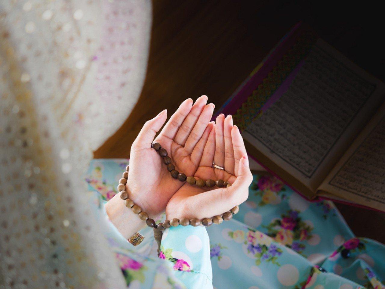 صورة حلمت اني ادعي الله في المنام , تفسير الدعاء في المنام