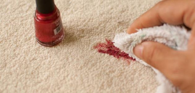 صورة كيفية ازالة الصبغ من الملابس , إزالة البقع من علي الملابس