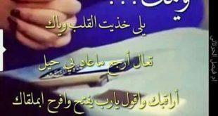 جمال الشعر البدوي الرومانسي , قصائد حب بدوي