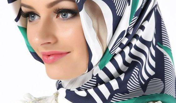 صورة اتعلمي لفات الطرح من التركيات , حجابات 2019 تركية