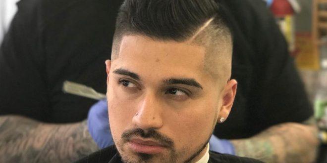 صورة أناقة شعر الرجل , تسريحات شعر رجالي