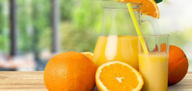 صورة لو انتي حامل اشربي عصير برتقال كل يوم , فوائد عصير البرتقال للحامل