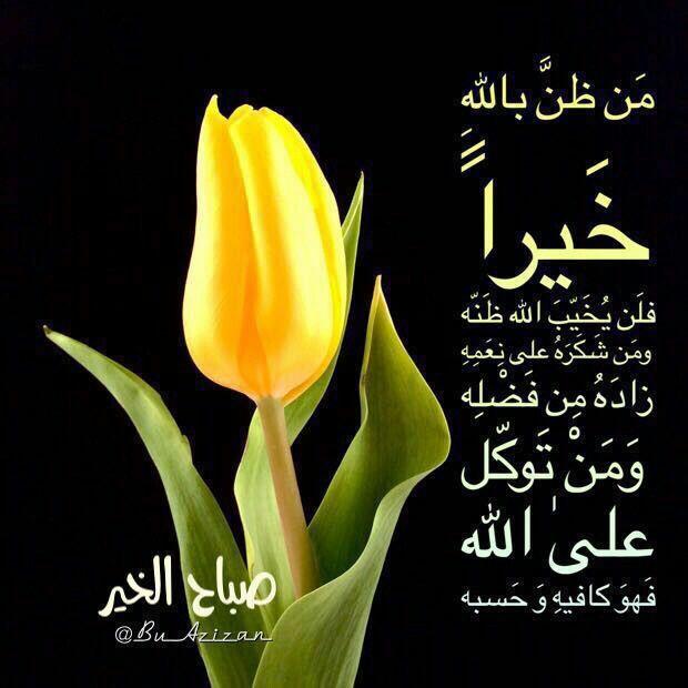 صورة يارب ارزقني وباركلي في يومي , دعاء التوكل على الله في الصباح 5253 3