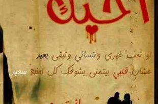 صورة احبك من كل قلبي , رسائل حب مصرية قصيرة
