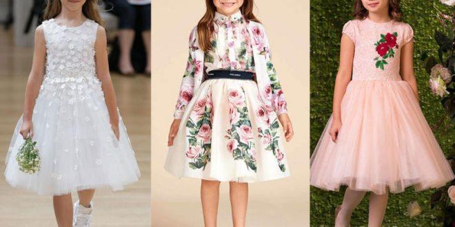 صورة اجعلي طفلتك تتألق باجمل فستان , صور فساتين بناتى