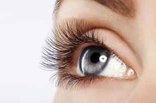صورة في اسبوع احصلى على عيون جميلة برموش زى المراوح , خلطة تطويل الرموش