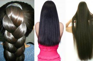 صورة عايزة حل سحري يطول شعرك وينعمه في اقل وقت , طريقة تطويل الشعر بسرعة