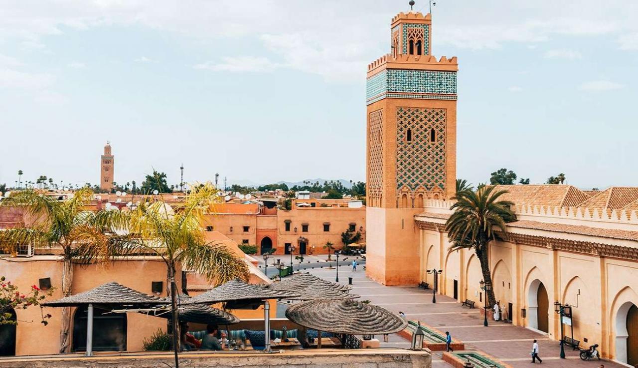 صورة افضل الاماكن في مراكش ,  مراكش بلد السحر والتاريخ والطبيعة الخلابة 3504 1