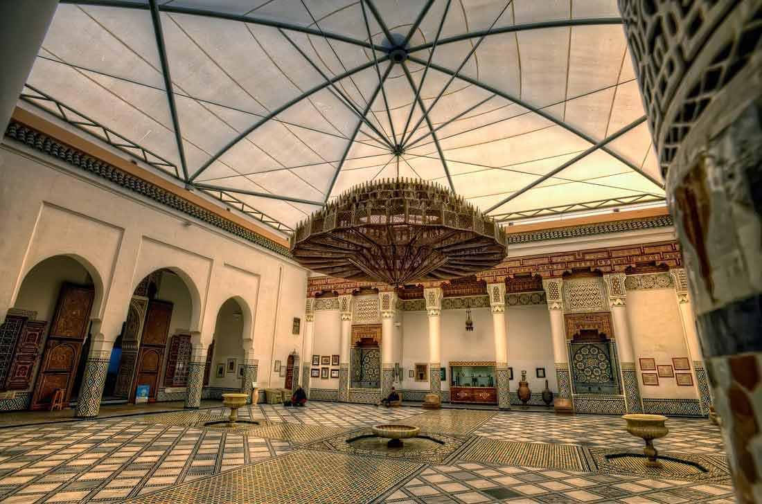 صورة افضل الاماكن في مراكش ,  مراكش بلد السحر والتاريخ والطبيعة الخلابة 3504 4