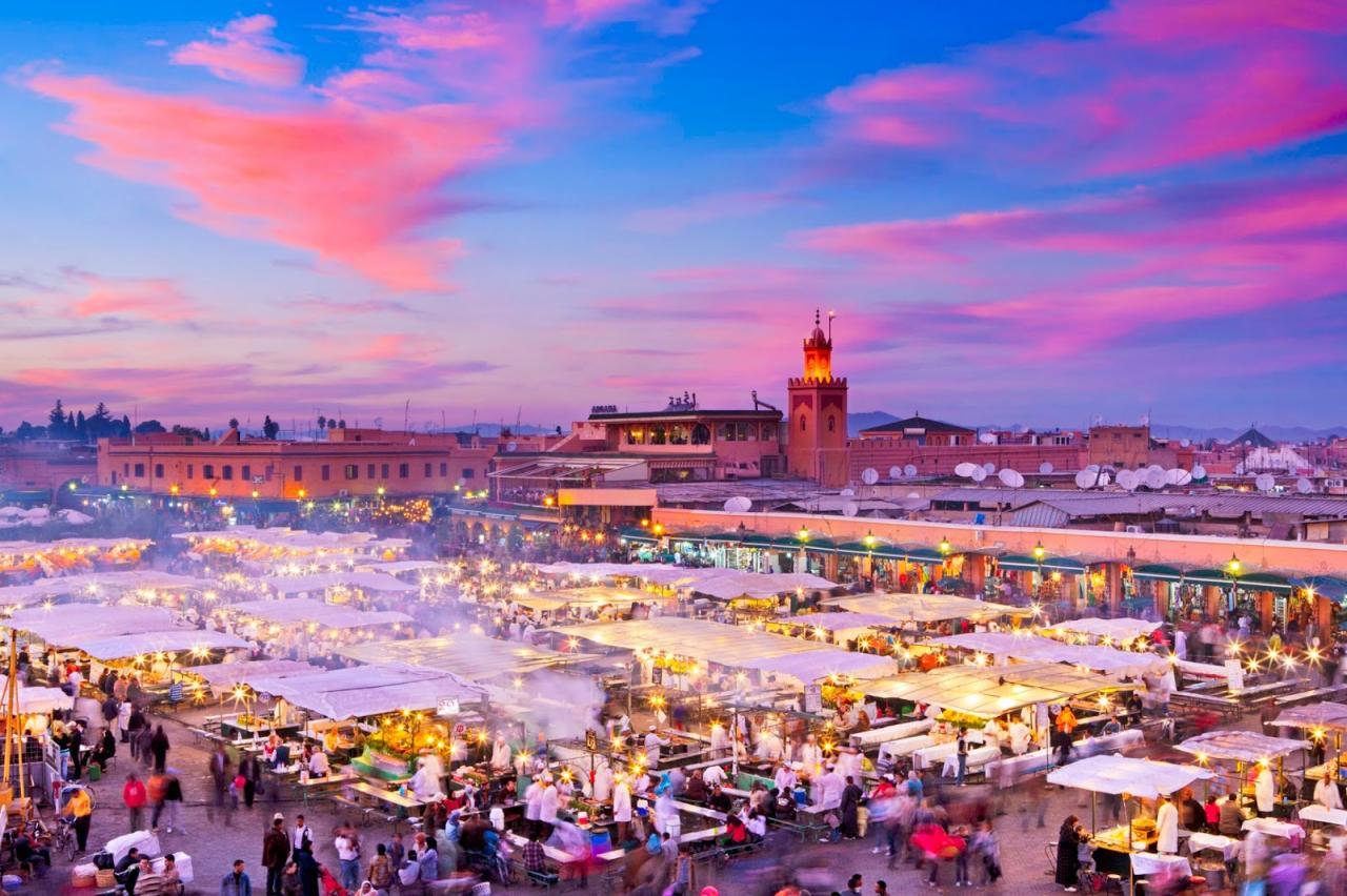 صورة افضل الاماكن في مراكش ,  مراكش بلد السحر والتاريخ والطبيعة الخلابة 3504 9