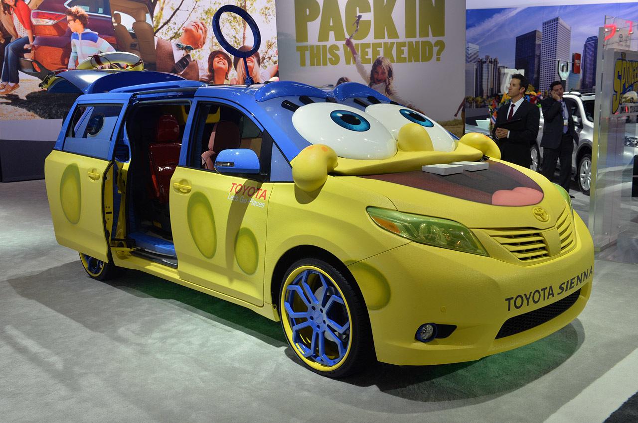 صورة سيارات سبونج بوب , اشكال جميله جدا لعربيات صغيره 5417 1