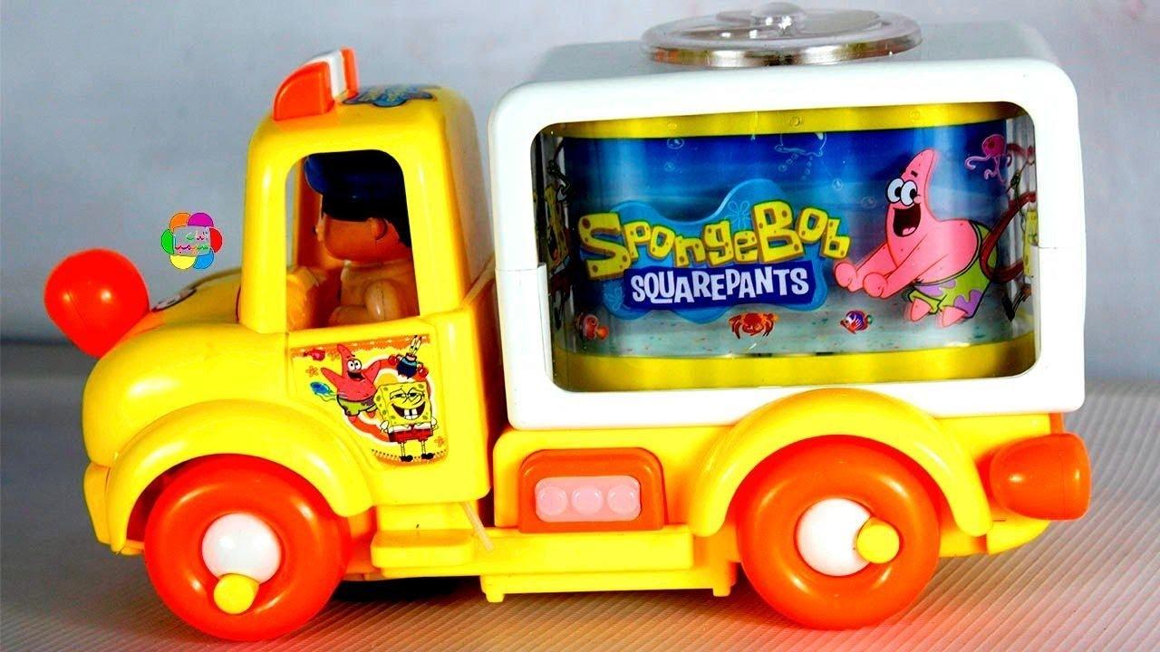 صورة سيارات سبونج بوب , اشكال جميله جدا لعربيات صغيره 5417 2