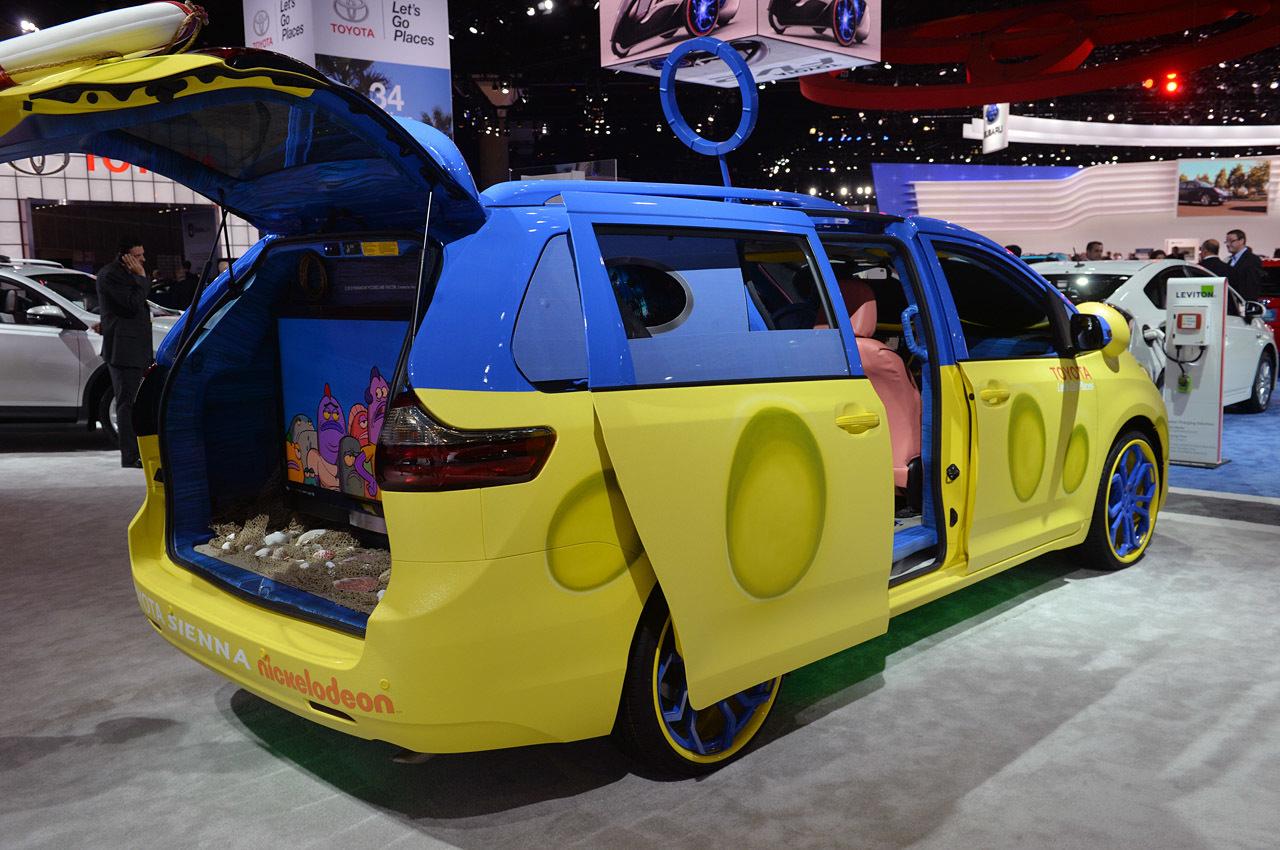 صورة سيارات سبونج بوب , اشكال جميله جدا لعربيات صغيره 5417 3